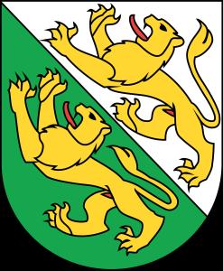 Kontrollschild Thurgau TG